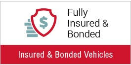 Fully Insured Branded Vehicles