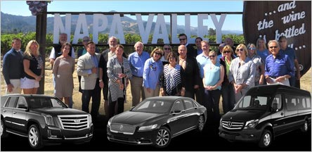 Napa Valley Wine Tours Limo Rentals Novato