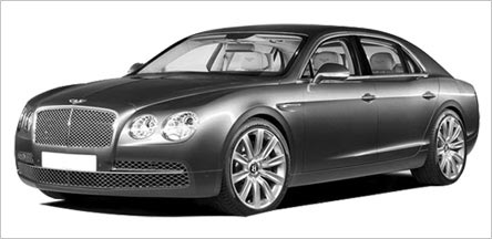 Novato Bentley Flying Spur Exterior