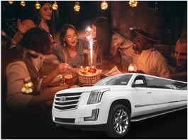 Novato Birthday Party Limousine Service