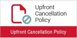 Novato Limo Upfront Cancellation Policy