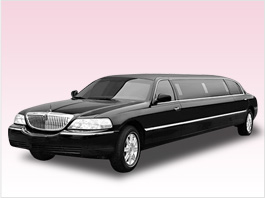 Novato Lincoln Stretch Limo