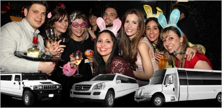 Novato Night Life Tour Limo Service