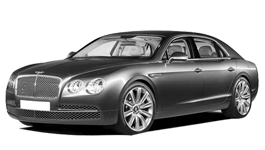 Rent Bentley Flying Spur Novato