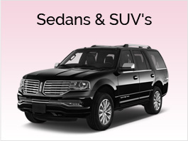 Sedan SUV Car Service Novato