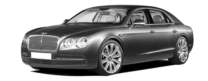 Bentley Flying Spur Novato Exterior