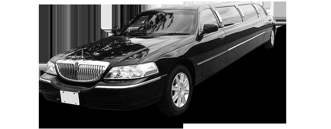 Novato 8 Passenger Stretch Limousine Exterior