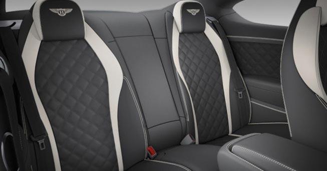 Novato Bentley Continental GT Interior