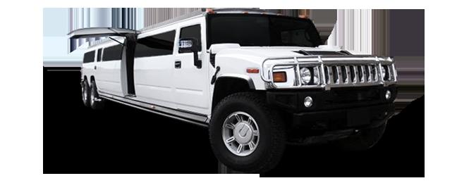 Novato Hummer Limousine Exterior