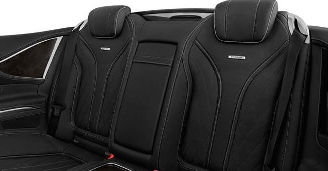 Novato Mercedes Benz S550 Interior