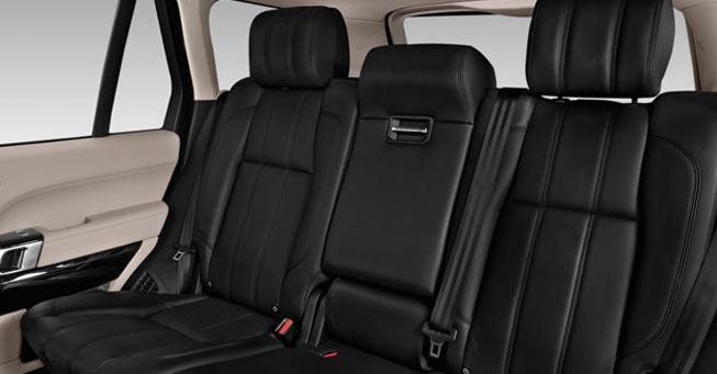 Novato Range Rover Sport SUV Interior