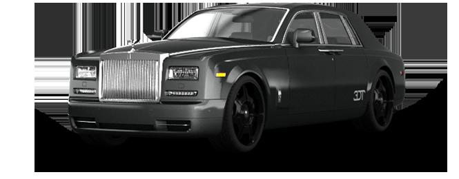 Novato Rolls Royce Phantom Exterior